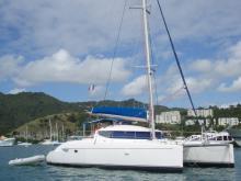 Fountaine Pajot Lavezzi 40 : Au mouillage en Martinique
